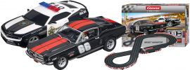 Carrera 25228 Evolution Most Wanted | Autorennbahn Grundpackung 1:32 online kaufen