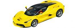 Carrera 27458 Evolution Ferrari LaFerrari gelb Slot Car 1:32 online kaufen