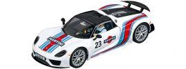 Carrera 27467 Evolution Porsche 918 Spyder | Martini No.23 | Slot Car 1:32 online kaufen