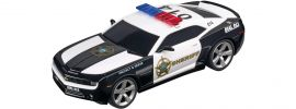 Carrera 27523 Evolution Chevrolet Camaro Sheriff | Slot Car 1:32 online kaufen