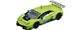 Carrera 27530 Evolution Lamborghini Huracan GT3 No.63 Slot Car 1:32 online kaufen