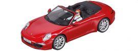 Carrera 27534 Evolution Porsche 911 Carrera S Cabriolet Slot Car 1:32 online kaufen