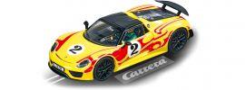 Carrera 27599 Evolution Porsche 918 Spyder No.2 | Slot Car 1:32 online kaufen