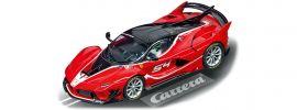 Carrera 27610 Evolution Ferrari FXX K Evoluzione No.54 | Slot Car 1:32 online kaufen
