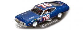 Carrera 27616 Evolution Ford Torino Talladega | No.76, 1970 | Slot Car 1:32 online kaufen