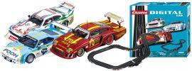 Carrera 30002 Digital 132 DRM Retro Race | Autorennbahn Grundpackung 1:32 | B-WARE online kaufen