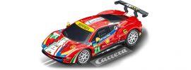 Carrera 41407 Ferrari 488 GT3 | AF Corse, No. 71 | Slot Car 1:43 online kaufen