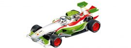 "Carrera 61292 GO!!! Disney/Pixar Cars 2 ""Silver Francesco Bernoulli"" Slot Car 1:43 online kaufen"