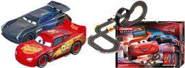 Carrera 62477 Go!!! Disney Pixar Cars Neon Nights | Autorennbahn Grundpackung 1:43 online kaufen