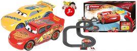 Carrera 63011 FIRST Disney Pixar Cars | Autorennbahn | ab 3 Jahren online kaufen