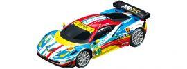 Carrera 64053 Go!!! Ferrari 458 Italia GT2 | AF Corse, No.51 | Slot Car 1:43 online kaufen
