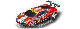 Carrera 64114 Go!!! Ferrari 488 GTE | AF Corse, No. 71 | Slot Car 1:43 online kaufen