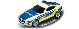 Carrera 64118 Go!!! Mercedes-AMG GT Coupe Polizei | Slot Car 1:43 online kaufen