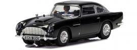 SCALEXTRIC C4029 Aston Martin DB5, schwarz | Slot Car 1:32 online kaufen