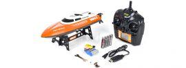 CARSON 500108022 FD Rapscallion DMAX 2.4GHz | RC Boot Komplett-RTR online kaufen