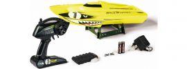 CARSON 500108029 Race Shark FD gelb | 2.4GHz | RC Boot Komplett-RTR online kaufen