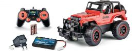 CARSON 500404115 FD Sport Jeep Wrangler 2.4GHz | RC Auto Komplett-RTR 1:12 online kaufen