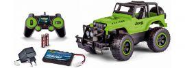 CARSON 500404147 Jeep Wrangler grün 2.4GHz | RC Auto Komplett-RTR 1:12 online kaufen