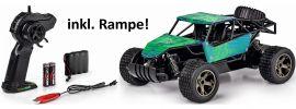 CARSON 500404189 Metal Racer mit Rampe | 2.4GHz | RC Auto Komplett-RTR 1:18 online kaufen