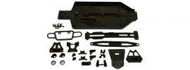 CARSON 405422 X10ET Rock Warrior Chassis/Anbauteileset online kaufen