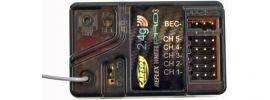 CARSON 500501536 Empfänger Reflex Wheel Pro3 | 5-Kanal | 2.4GHz | BEC | wasserdicht online kaufen