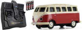 CARSON 500504119 VW T1 Bus Samba 2.4GHz | RC Auto 1:87 Spur H0 online kaufen