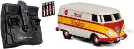 CARSON 500504133 VW T1 Bus Sinalco | 2.4GHz | RC Auto 1:87 Spur H0 online kaufen