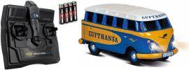 CARSON 500504134 VW T1 Bus Lufthansa | 2.4GHz | RC Auto 1:87 Spur H0 online kaufen