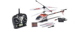 ausverkauft   CARSON 500507047 Easy Tyrann 370 3,5-Kanal RC Helikopter Fertigmodell RTF online kaufen