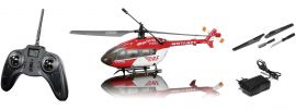 CARSON 500507051 EC145 Single DRF RTF 2,4GHz | RC Helikopter Fertigmodell online kaufen