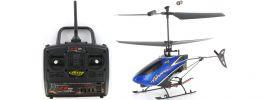 CARSON 500507054 Mini Tyrann 2.4GHz blau RC Helikopter Fertigmodell RTF online kaufen