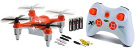 CARSON 500507081 X4 Quadcopter NANO orange | RC Drohne RTF online kaufen