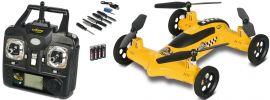 CARSON 500507091 Space Taxi 2.4GHz RTF | RC Drohne + Fahrfunktion online kaufen