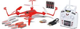 CARSON 500507109 X4 Quadcopter 270 Backflip 2.4GHz | RC Multikopter Komplett-RTF online kaufen