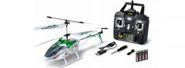 CARSON 500507128 Easy Tyrann 250 grün | 2.4GHz | RC Hubschrauber Komplett-RTF online kaufen