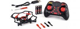 CARSON 500507135 X4 Quadcopter Angry Bug FPV | 2.4GHz | RC Drohne RTF online kaufen