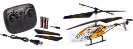 CARSON 500507151 Eagle 220 Autostart | 2.4GHz | RC Hubschrauber RTF online kaufen