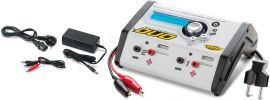 CARSON 500606035 Expert Charger Duo | LiPo | LiFe | LiIo | NiMH | 12V/230V online kaufen