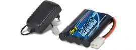 CARSON 500607014 Ladeset Multifunction 9.6V NiMH | Ladegerät + Akku online kaufen