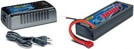 CARSON 500607018 Expert Charger Lipo Compact 3A + LiPo Akku 3000mAh | 2S | 7,4V online kaufen