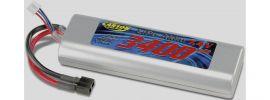 CARSON 500608098 Li-Po Akku Racing Pack 7,4 Volt   3400 mAh   40C   T-Plug online kaufen