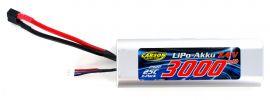 CARSON 500608121 Li-Po Akku Racing Pack 7,4 Volt | 3000 mAh | 25C | T-Plug online kaufen