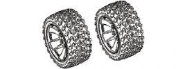 CARSON 500900107 FY10 Truggy Reifen-/Felgenset 2 Stück online kaufen