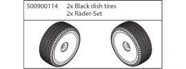 CARSON 500900114 X8 Specter Räder Set | 2 Stück online kaufen