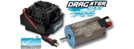 CARSON 500906236 Dragster Sport Brushless Combo 10T | wasserdicht online kaufen