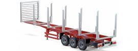 CARSON 500907082 Rungenauflieger V2 | RC LKW Anhänger Bausatz 1:14 online kaufen