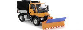 CARSON 500907179 Winter-Kit für MB Unimog U300 | Räumschild + Plane online kaufen