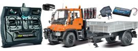 CARSON 500907213 Unimog U300 + Anhänger 2.4GHz | RC Unimog Komplett-RTR 1:12 online kaufen