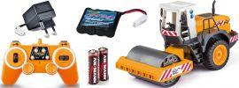 CARSON 500907298 Straßenwalze 2.4GHz | Komplett-RTR | RC Baumaschine online kaufen