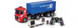 CARSON B-WARE 500907317 MB Arocs mit Container 2.4GHz | RC LKW Komplett-RTR 1:20 online kaufen